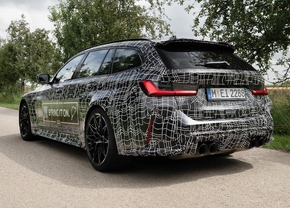 BMW M3 Touring teaser 2021