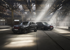 BMW X5 & X6 Black Vermillion 2021