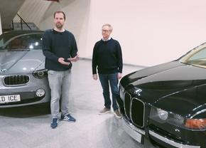 BMW Classics: histoire de la calandre BMW