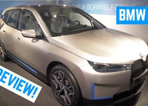 BMW iX video