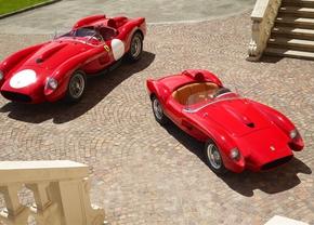 Ferrari Testa Rossa J Little Car Company 2021