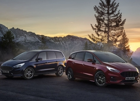 Ford S-Max & Galaxie HEV (2021)