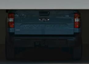 Ford Maverick Teaser 2021