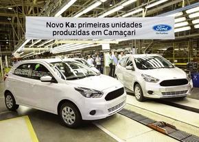 Ford fermes ses usines au Brésil