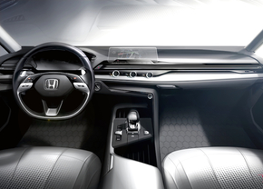 Honda interieur 2021