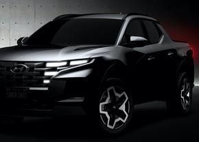Hyundai Santa Cruz teaser 2021