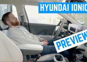 Hyundai Ioniq 5 preview video