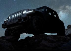 Jeep Wrangler BEV Concept 2021