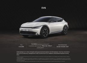 Kia EV6 prijs belgie