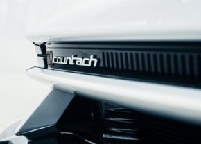 Lamborghini Countach teaser 2021