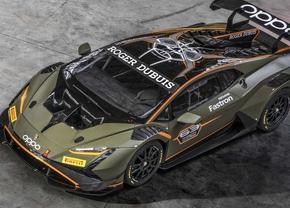 Lamborghini Huracan Super Trofeo EVO2 info