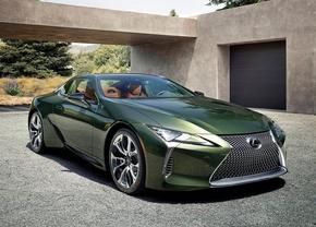 Lexus hybrides 2021