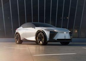 Lexus LF-Z concept 2021