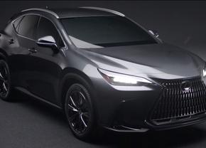 Fuite : Lexus NX