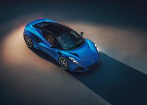 Lotus Emira 2021