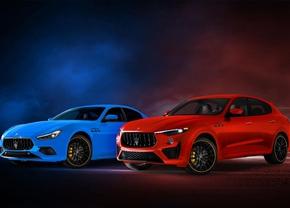 Maserati Ghibli & Levante F Tributo 2021