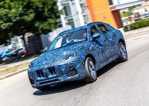 Maserati Grecale Teaser 2021