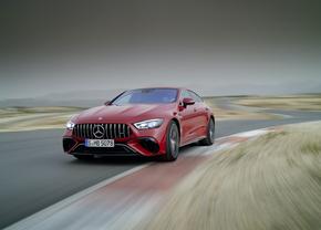Mercedes-AMG GT 63 S E Performance 2021