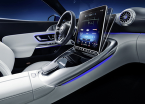 Mercedes-AMG SL interior 2021
