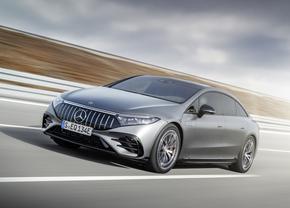 Mercedes-AMG EQS 53 4MATIC+ 2021