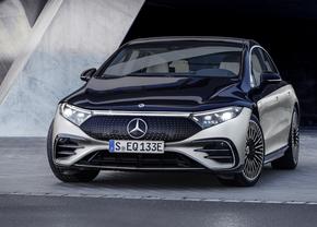 Mercedes EQS prijzen 2021