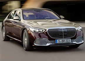 Mercedes-Maybach S 480