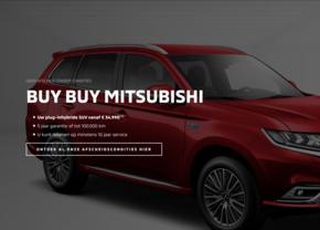 Mitsubishi verkoop