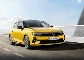 Opel Astra 2021 prix