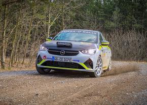 Opel Corsa-e Rally sound