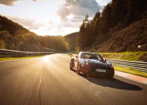 Porsche 911 GT2 RS Manthey 2021 Nürburgring