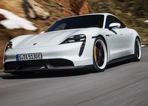 Porsche Taycan terugroepactie