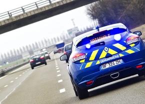 Renault : 180 km/h max