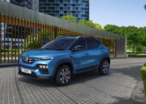 Renault Kriger front