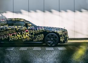 Rolls Royce Spectre 2021