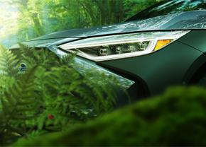 Subaru Solterra 2021