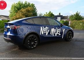 Tesla Model Y Belgium
