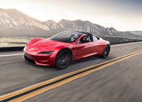 Tesla Roadster productie 2023