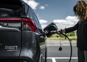 Toyota elektrisch 2050