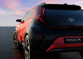 Toyota Aygo X Prologue (2021)