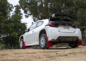 Toyota GR Yaris AP4