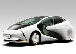 Toyota électrique