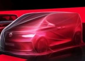 Volkswagen Multivan teaser 2020