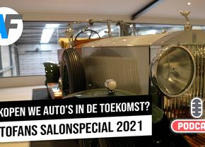 Autosalon podcast Autofans 2021