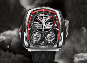 Fast and Furious Twin Turbo watch