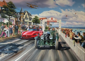 Zoute Grand Prix tickets Autofans