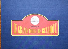 Le Grand Tour de Belgique reisboek