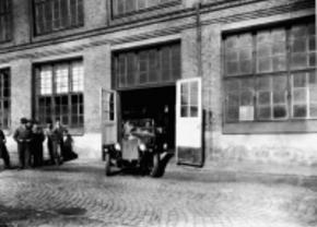 Volvo VÖ2 85 jaar volvo