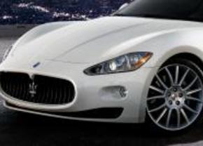 Maserati Granturismo S automaat