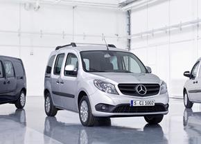 Mercedes Citan officieel