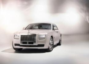 Meer luxe met de Rolls Royce Ghost Six Senses Concept
